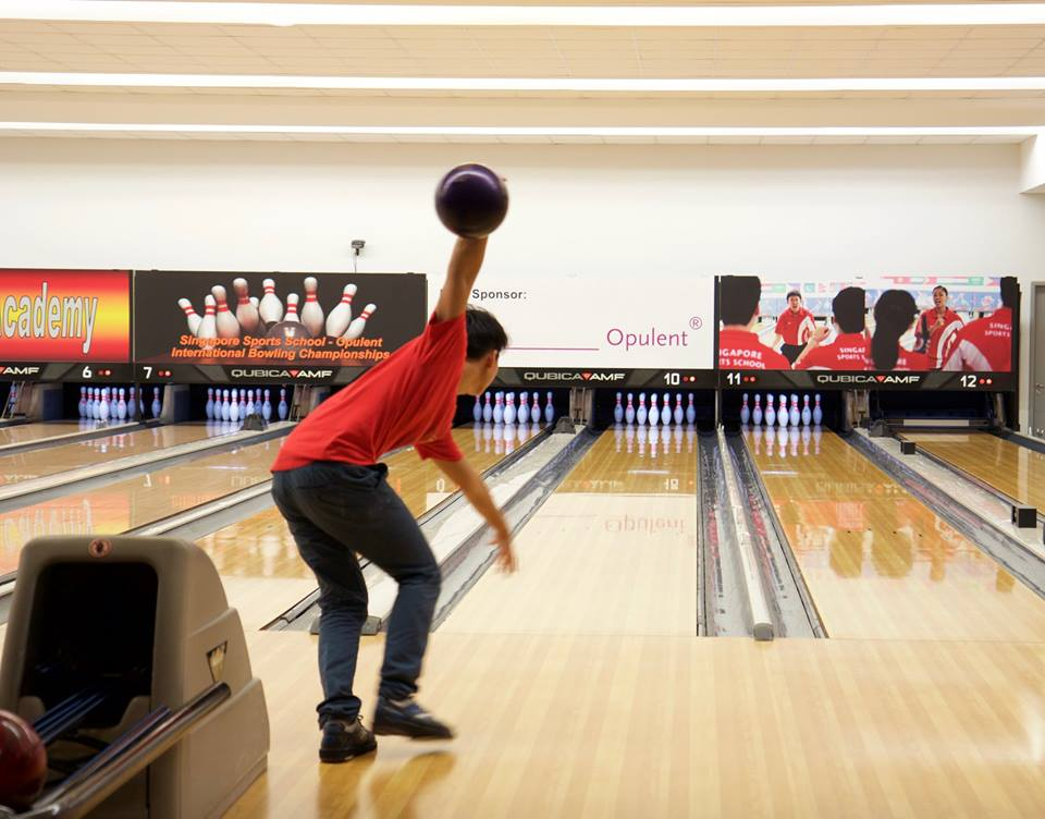 Singapore Sports School Bowling Academy