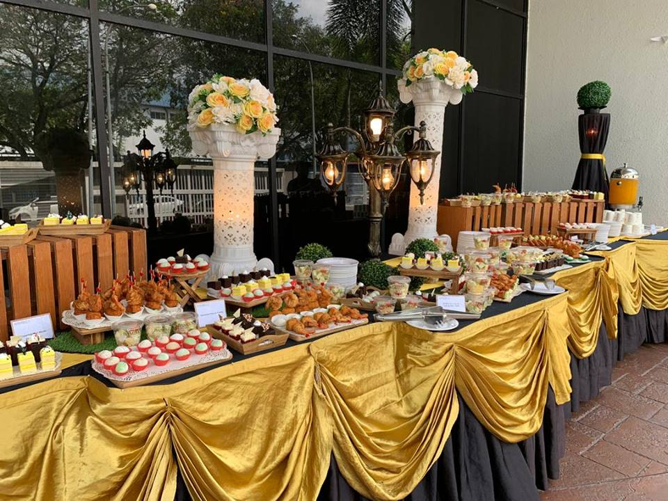 Bamboo Catering