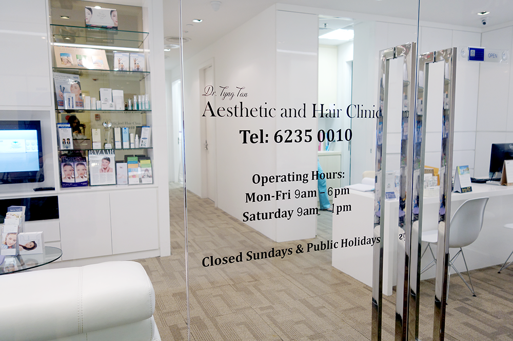 Dr Tyng Tan Aesthetics and Hair Clinic