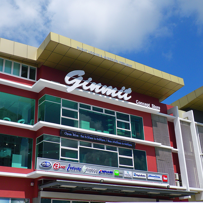 Ginmit - Home Living Solutions