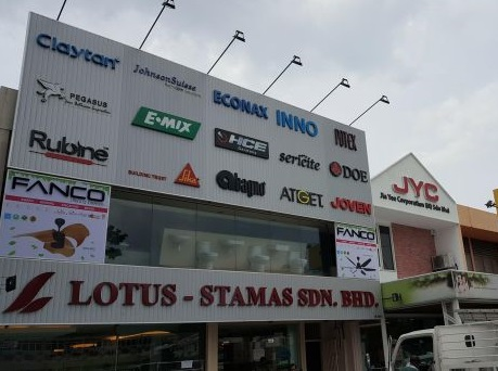 Lotus-Stamas Sanitary and Kitchen Sdn Bhd