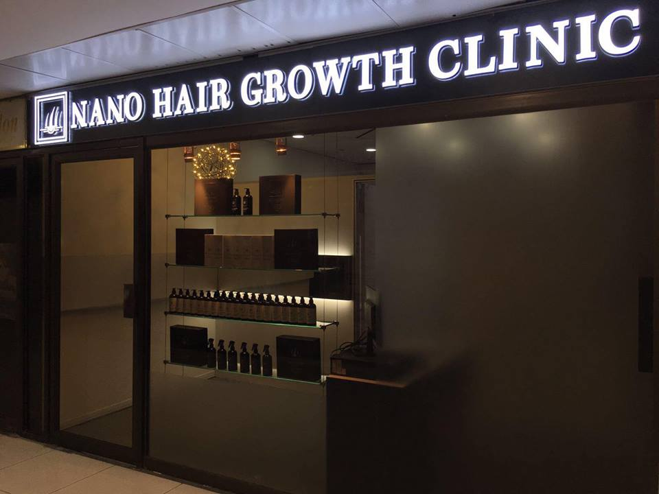 NANO HAIR GROWTH CLINIC