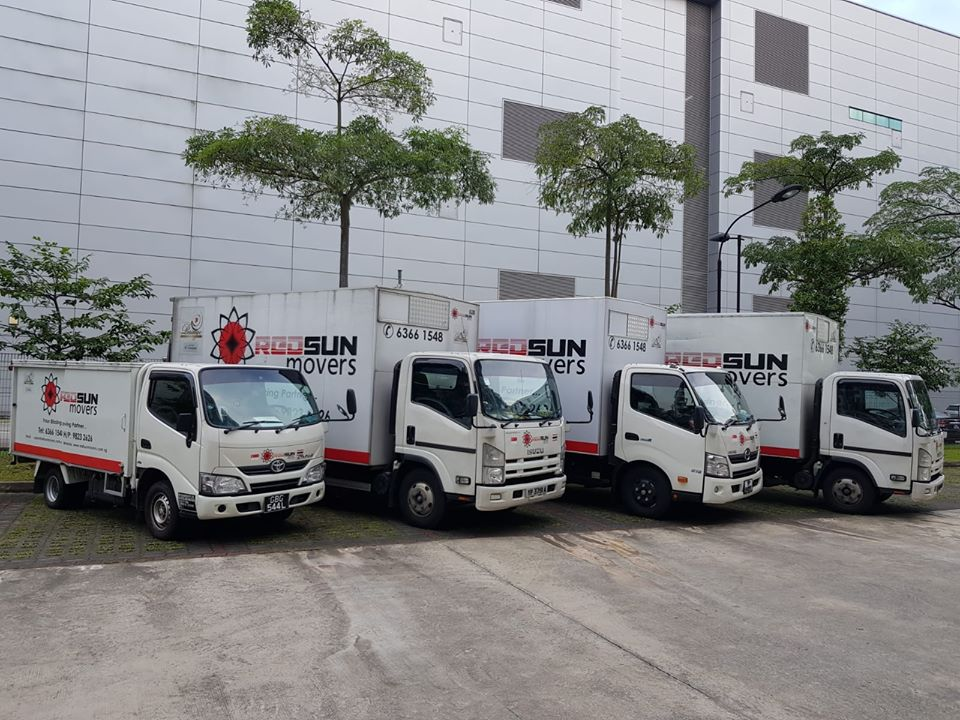 Red Sun Movers Pte Ltd