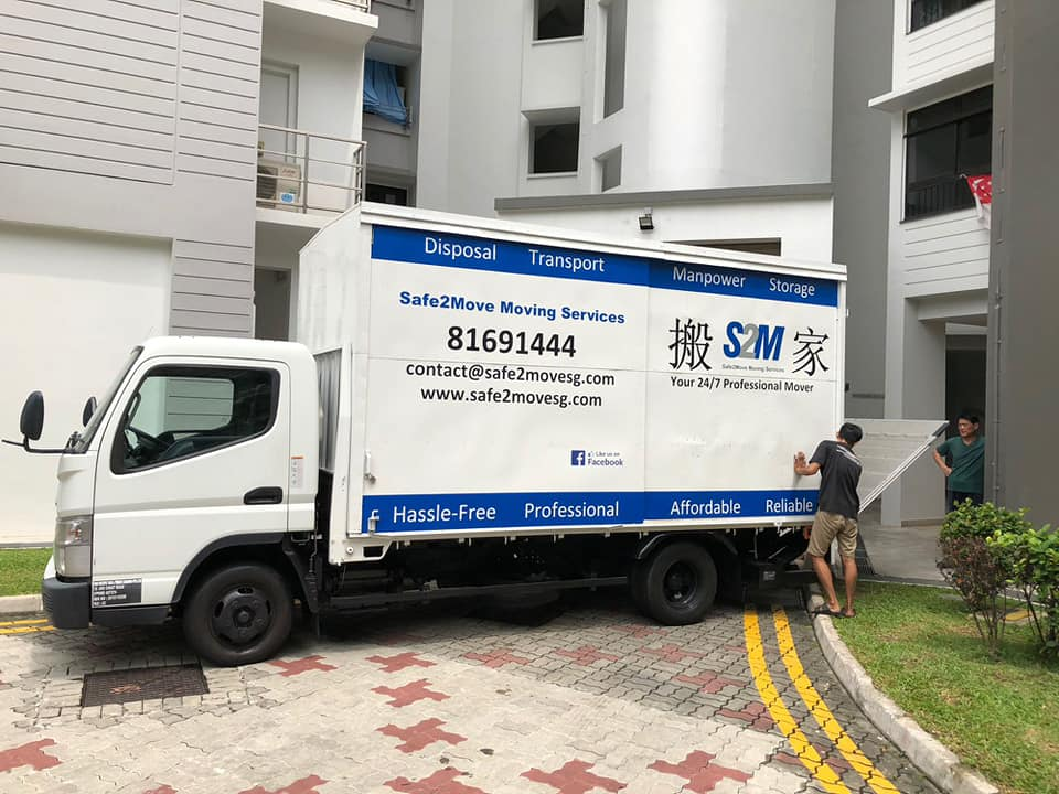 Safe2Move Moving Services