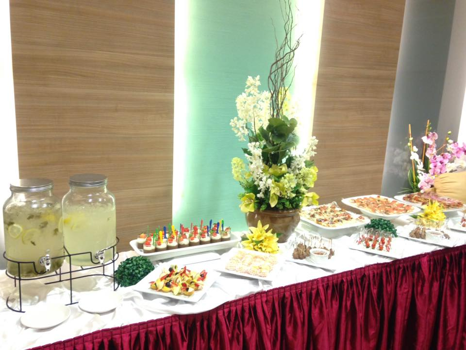 The Flavours Catering