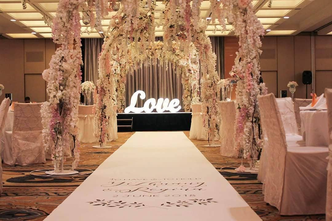 Top 10 Places For Wedding Props Rental In Singapore