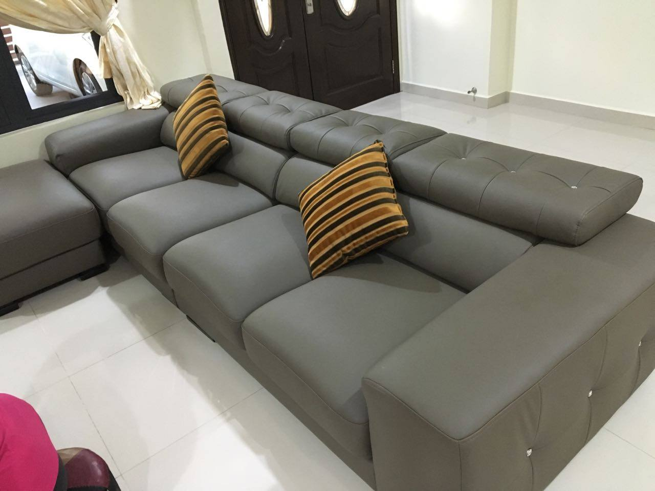 KC Chin Sofa Refurbish