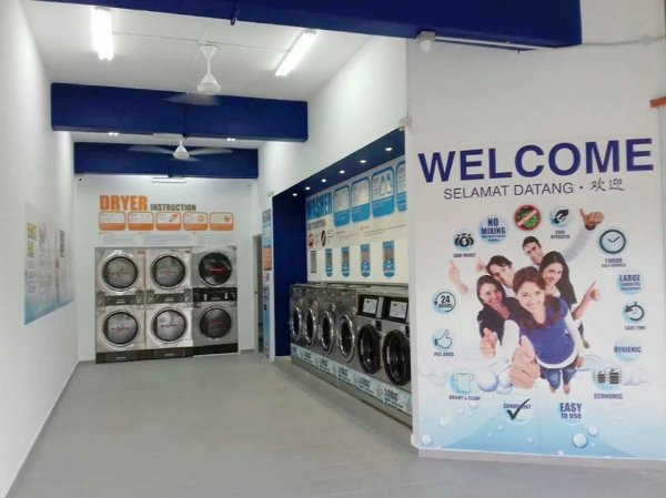 Bubble Laundrette