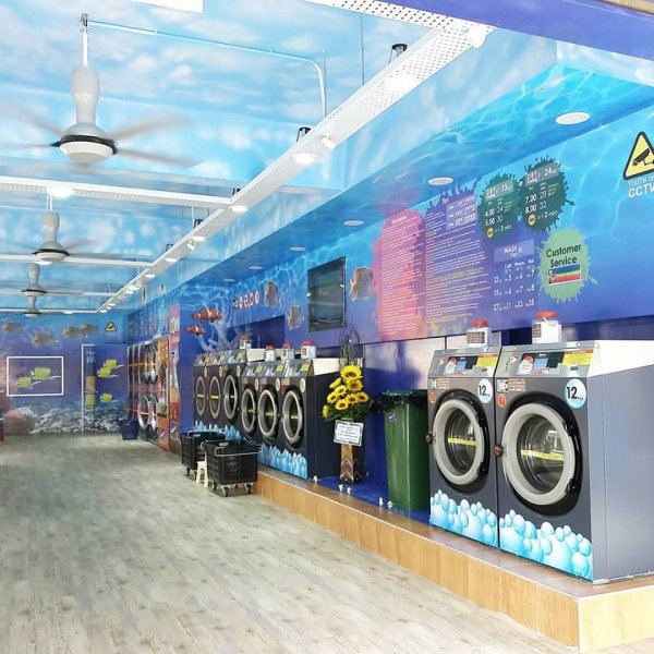 BubbleLab Laundry