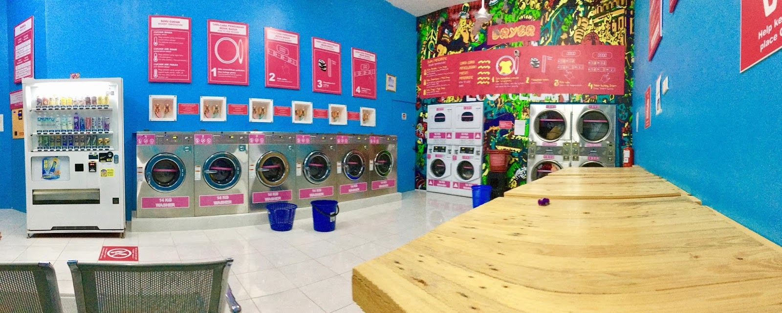 EcoClean Self Service Laundry