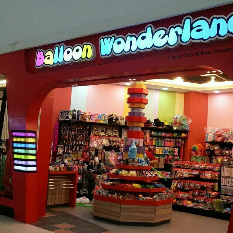 Balloon Wonderland Penang