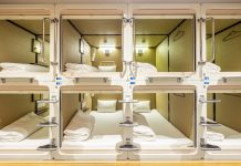Top 10 Capsule Hotels in Singapore