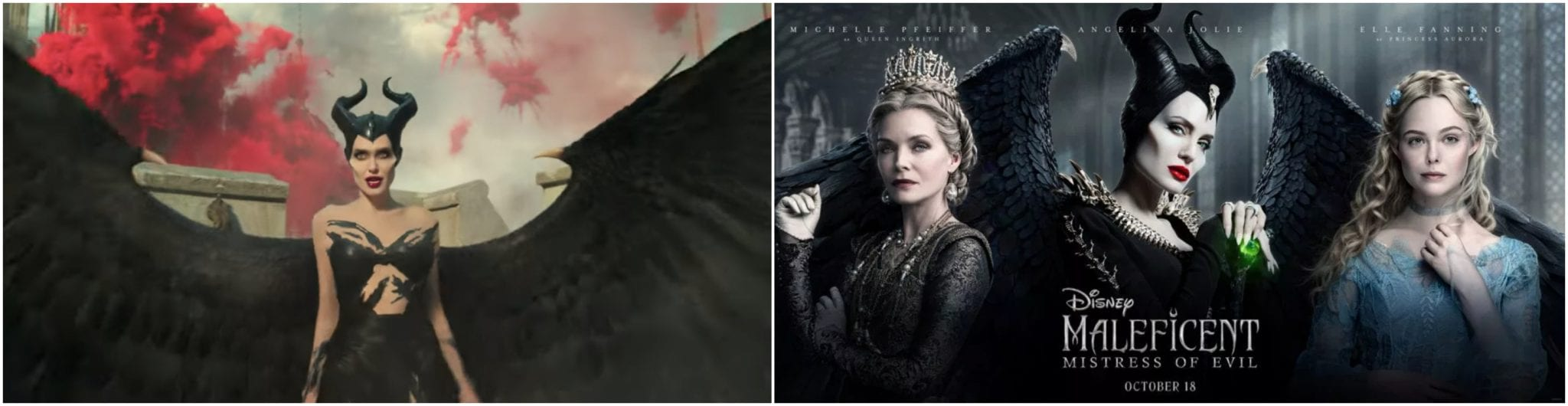 Maleficent Is Coming Back To The Big Screens As The Mistress