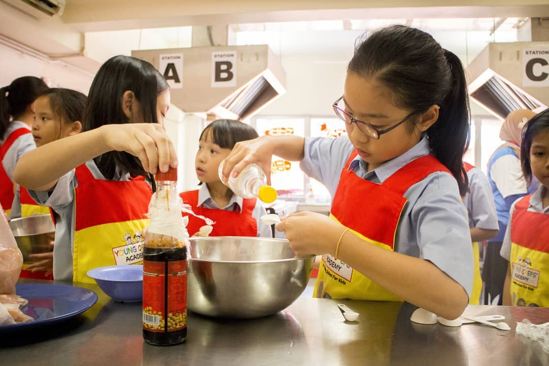 Young Chefs Academy Malaysia