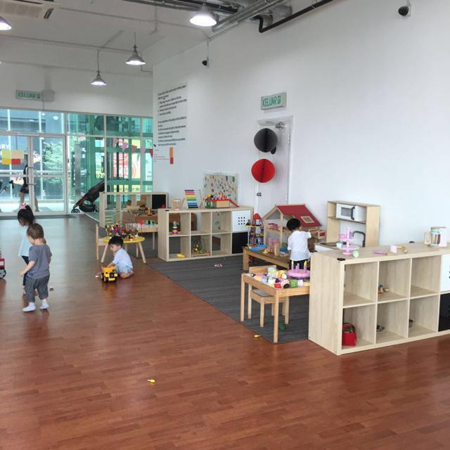 The Little Owl Korean Kids Cafe