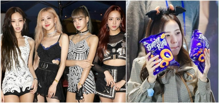 Blackpink Is Obsessed With Super Ring And Brought Our Snack Overseas