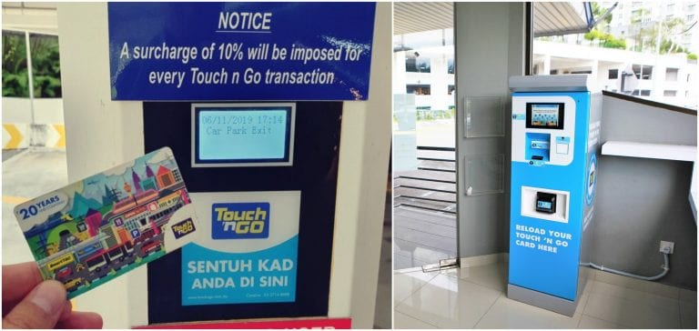 Hurrah! Touch n' Go 10% Surcharge At Parking Lots Will Soon Be Gone!