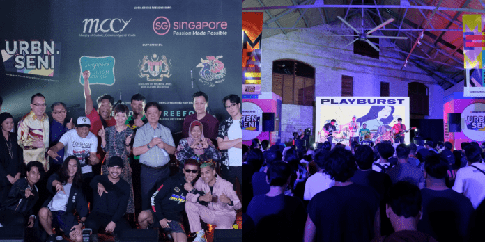 Inaugural Triennial Malaysia-Singapore Culture Showcase Kicks Off with Nine-Day Programme