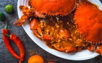 Top 10 Restaurants for Chilli Crab in Singapore