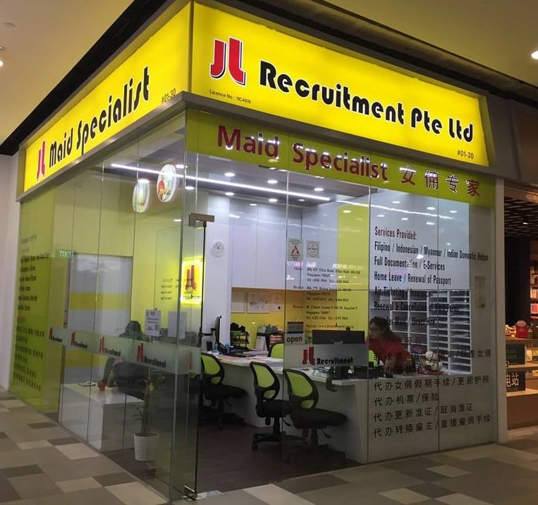 JL Recruitment Pte Ltd