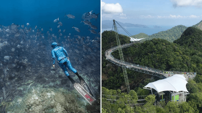 15 Places To Go In Malaysia During The RMCO Period