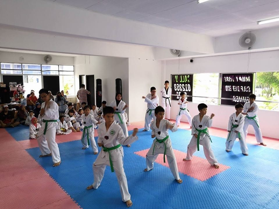3Sixty Martial Arts & Fitness Academy