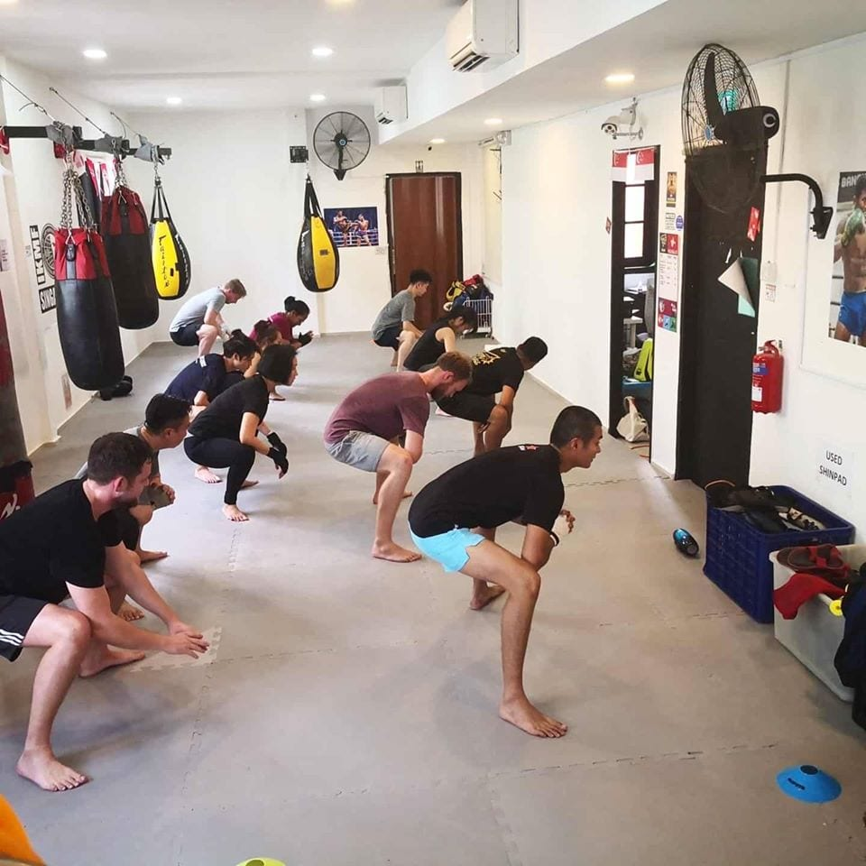 Fighter Fitness Singapore