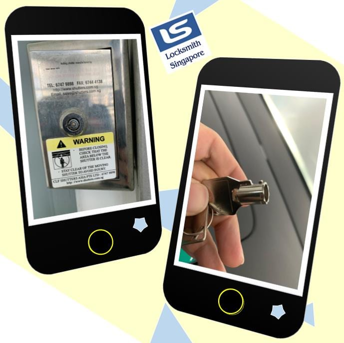 LS Locksmith Singapore