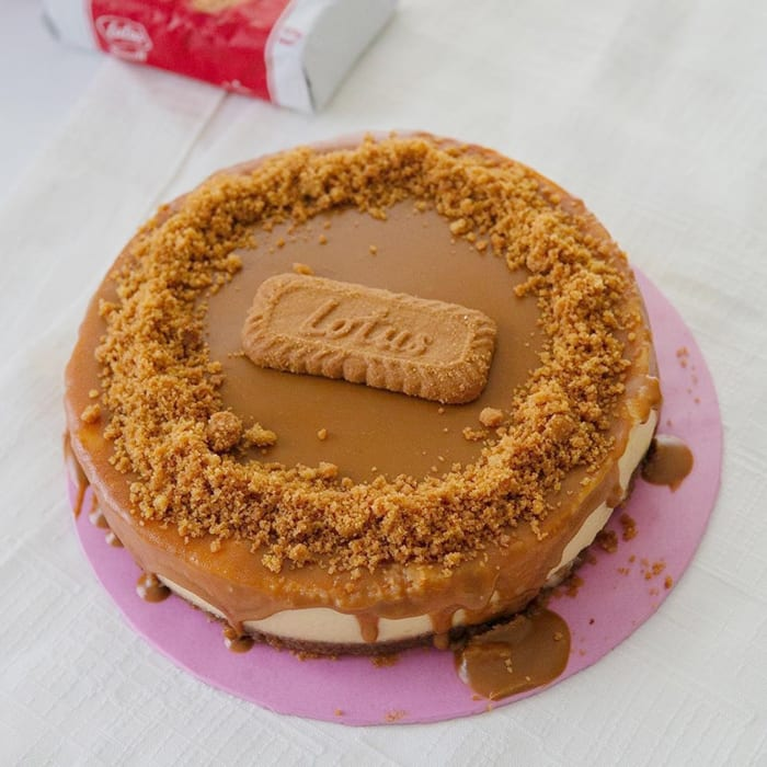 Lotus Biscoff Cheesecake from Doh & Batter