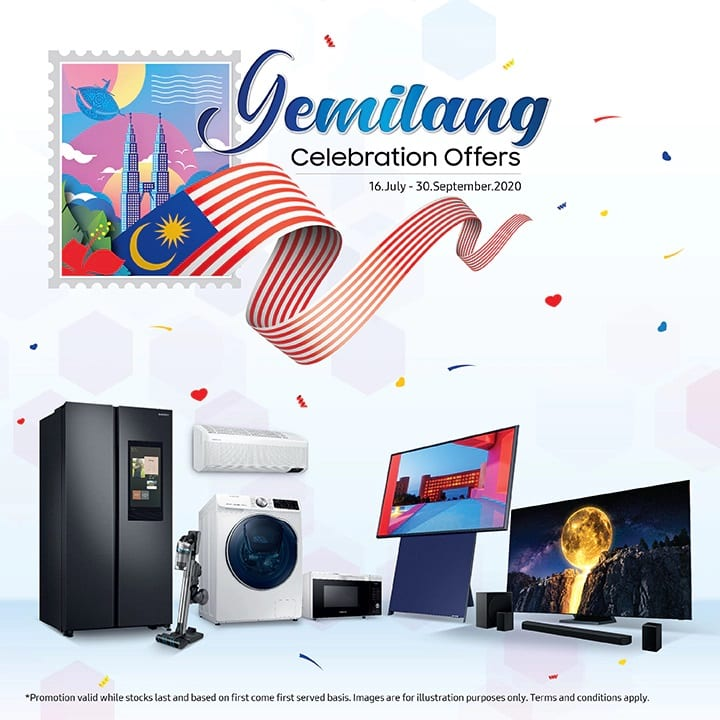 Samsung Gemilang Celebration Offers 2020