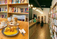 7 Book Cafes in Klang Valley for Some Me-Times