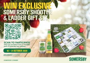 Somersby Shooter & Ladder