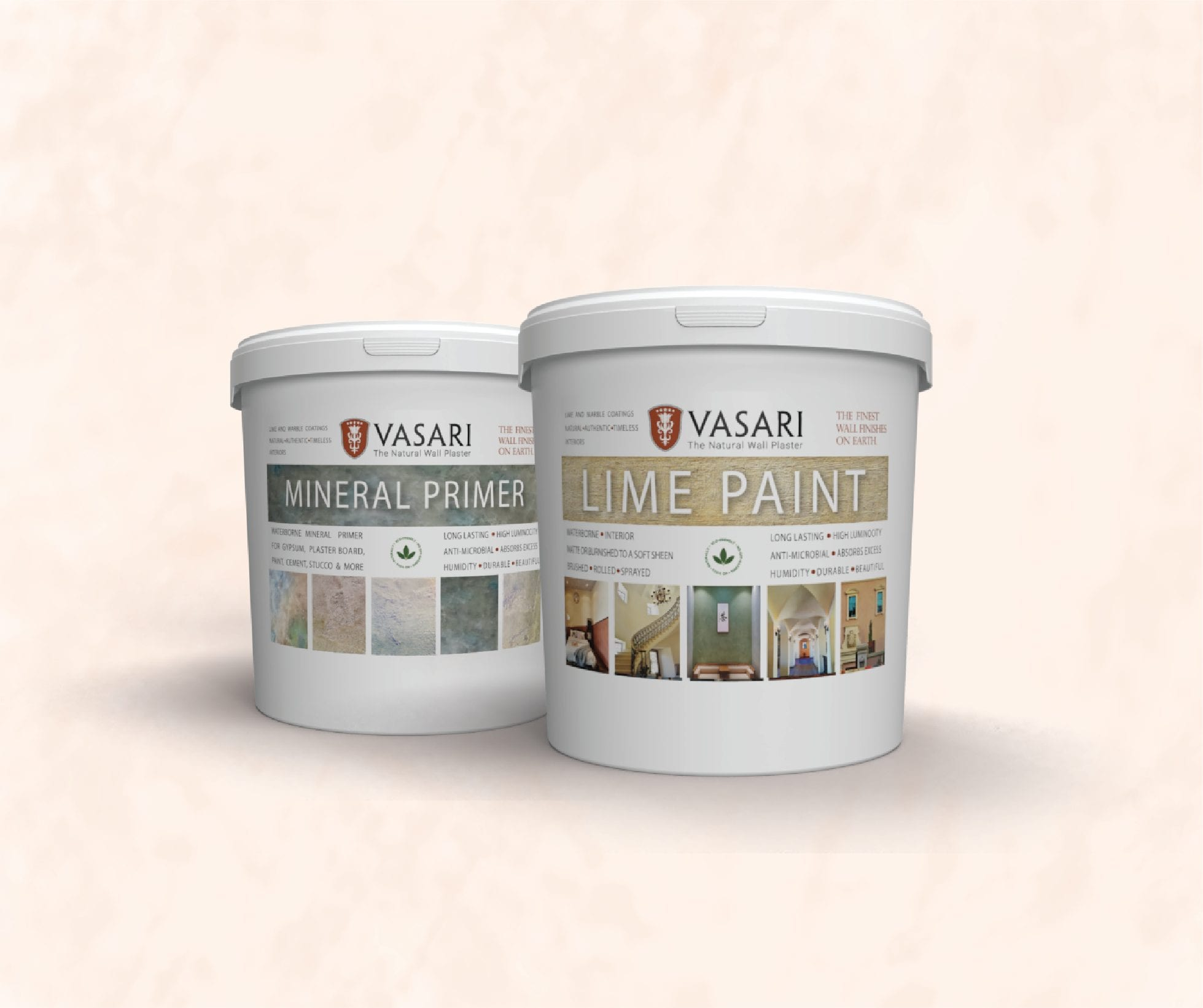 Vasari Lime Paint