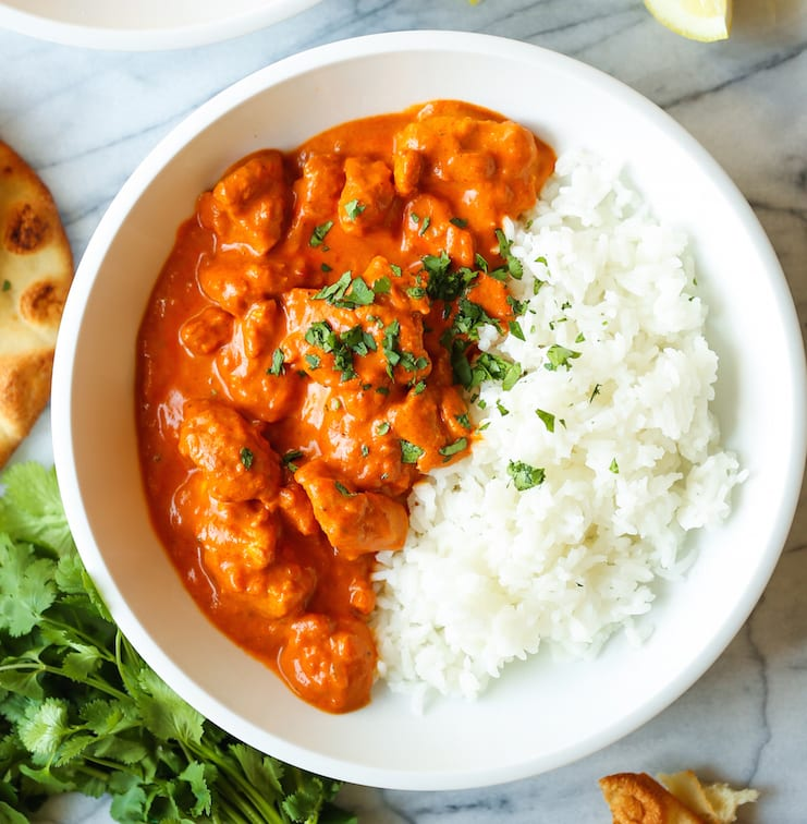 Canned Tomato Recipe #7: Chicken Tikka Masala