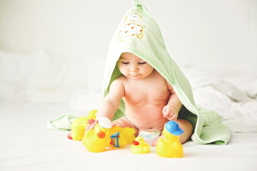 Antibacterial Wipes Mistake#2: Cleaning Your Children's Toys