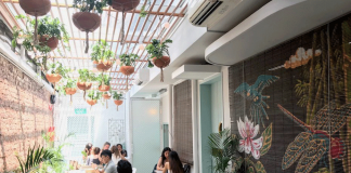 Top 10 Cafes in Tiong Bahru