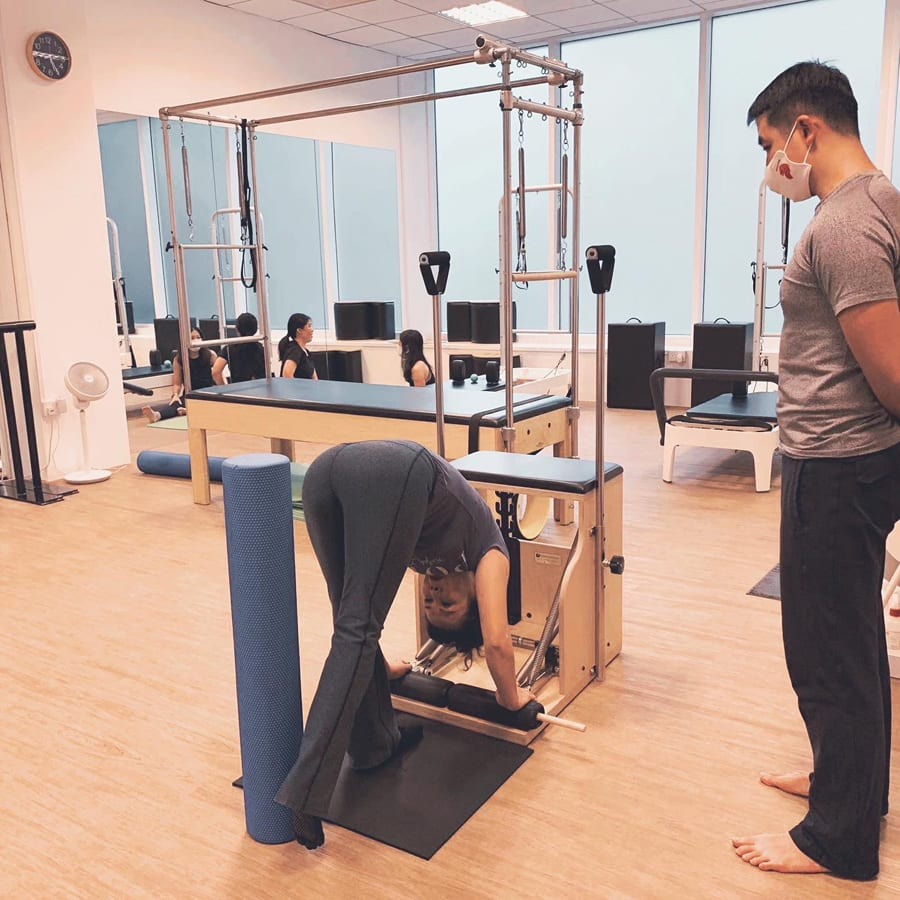 Pilates BodyTree