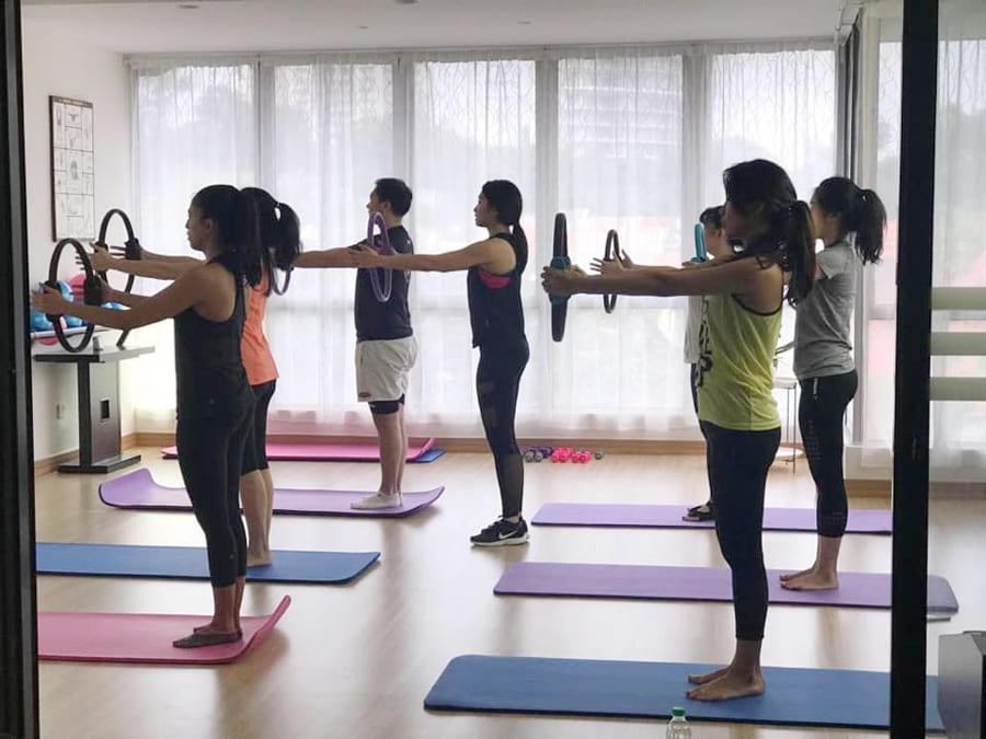 Pure Pilates KL