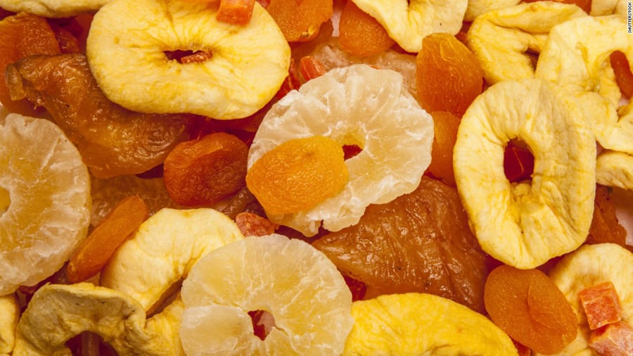 Things You Shouldn't Put In A Blender #6: Dried Fruits