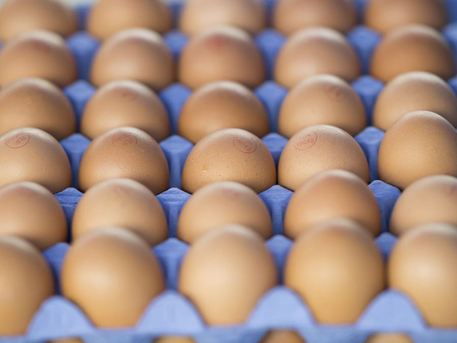 Things You Should Avoid Buying in Bulk #2: Eggs