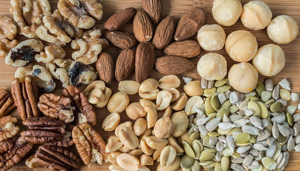 Things You Should Avoid Buying in Bulk #4: Nuts & Seeds