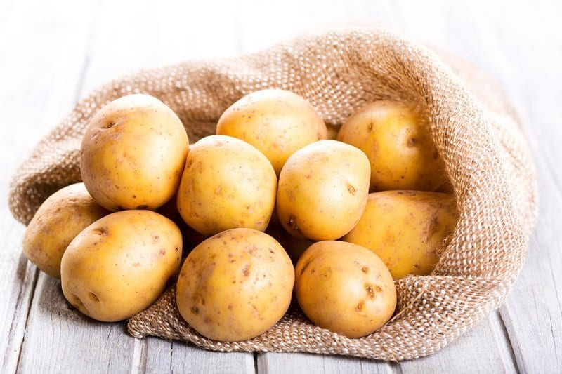 Things You Shouldn't Put In A Blender #2: Potatoes