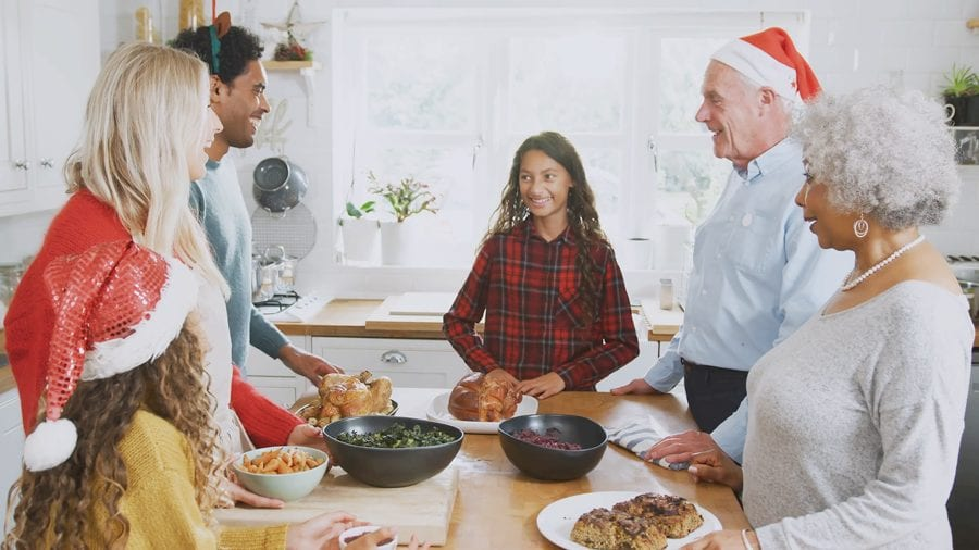 Stress-Free Christmas Dinner Tip #6: Always Ask For Help