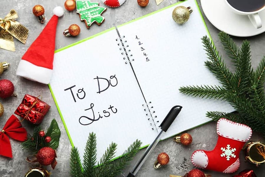 Stress-Free Christmas Dinner Tip #1: Planning Matters