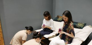 Top 10 Places For Thai Massage in Singapore