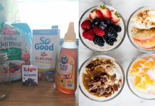 Too Busy To Make Proper Breakfast? Try Overnight Oats!