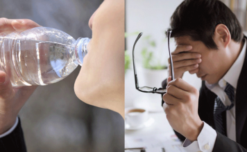 7 Signs To Look For If You Drink Too Much Water